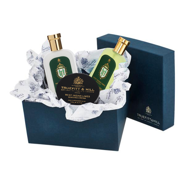 West Indian Limes Classic Shave Gift Set