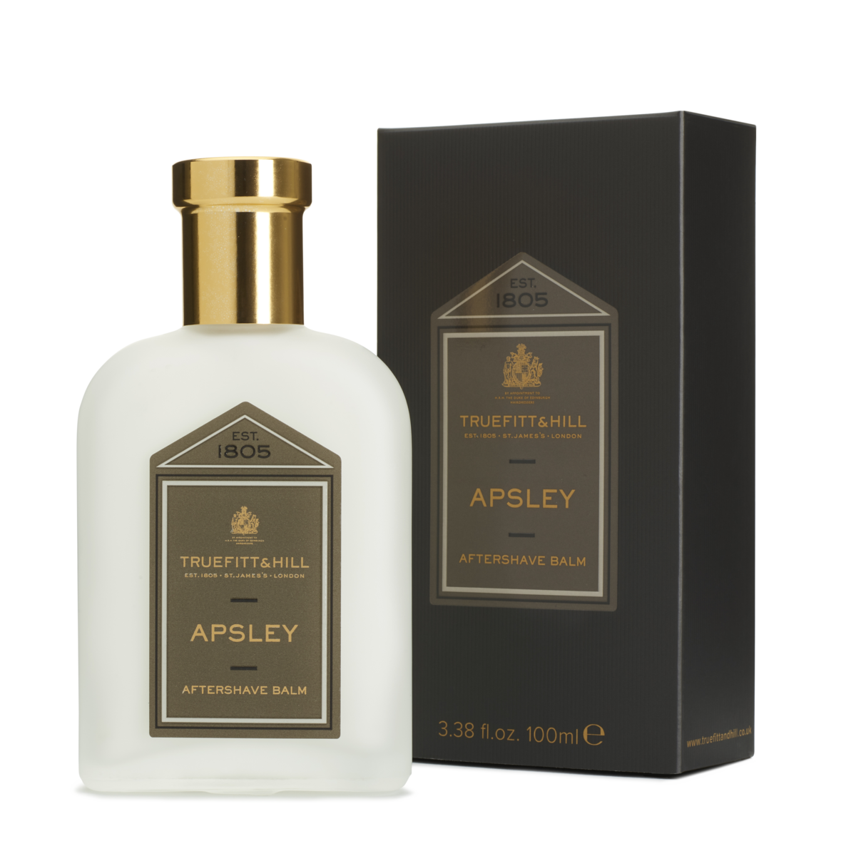 Apsley Aftershave Balm